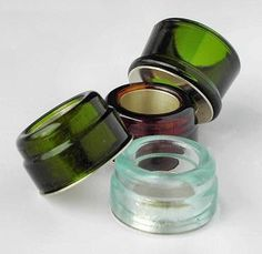 Wine Bottle Rings