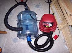 Great DIY Bee Vac Forum Thread: what size for bee vac?