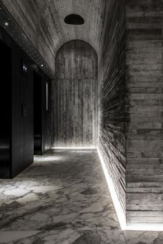 TUVE hotel imparts tranquility with interplay of lighting and materials - News - Frameweb