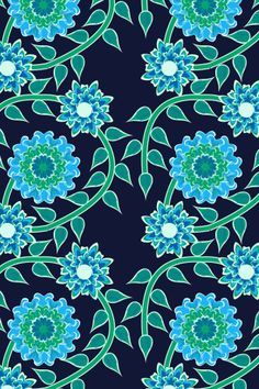 pattern by lilypadster. Wallpaper For Your Phone, Phone Wallpapers, New Flowers Photos, Fabric Design, Pattern Design, Shabby, Text Background, Screensaver, Pattern Illustration