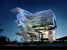 CCRC – STAR Performing Arts Centre in Singapore by Aedas