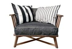 Gray 09 by Gervasoni - rocking chairs - design at STYLEPARK