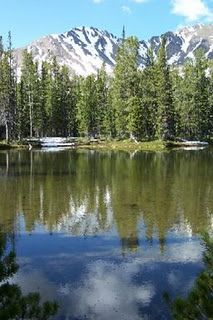 Curly Lake in the Tobacco Root Mountains, Montana. Chico Hot Springs, Mystery Ranch, Places In America, Big Sky Country, Road Trip Usa, Mountain Landscape, Rocky Mountains, Adventure Travel, Places To See