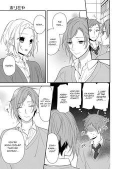 Horimiya 44 Page 17 lol