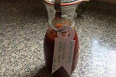 Coca Cola BBQ Sauce aus den USA 1