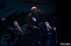 Fangoria en concierto, Teatro Metropolitan.