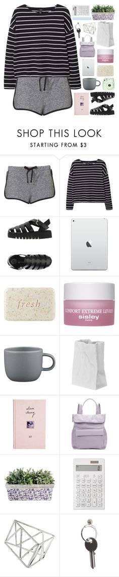 """kaela"" by british-mints ❤ liked on Polyvore featuring MANGO, Jeffrey Campbell, Fresh, Sisley Paris, CB2, Rosenthal, ASOS, Whistles, Muji and Topshop"