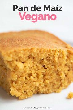 Healthy Dessert Recipes, Vegan Desserts, Baking Recipes, Vegan Recipes, Vegan Mushroom Soup, Vegan Beef, Vegan Food, Vegan Cornbread, Just Bake
