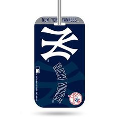 New York Yankees Luggage Tag #NewYorkYankees