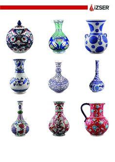 Beautiful Jarras... Turkish Tiles, Ottomans, Decorative Objects, Vase, Modern, Beautiful, Home Decor, Portuguese Tiles, Trendy Tree