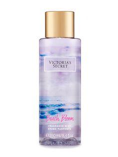 Beach Bloom Fragrance Mist by Victoria\'s Secret Flower Perfume, Pink Perfume, Blossom Perfume, Victoria Secret Fragrances, Victoria Secret Perfume, Bath N Body Works, Bath And Body, Victoria's Secret, Cologne