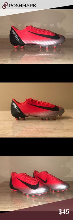 15ca4f0e4794 Nike JR Mercurial Vapor 12 Academy CR7 MG Cleats Brand new and authentic  Nike JR Mercurial