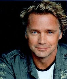 john schneider -he was my first tv crush on the Dukes of Hazzard!