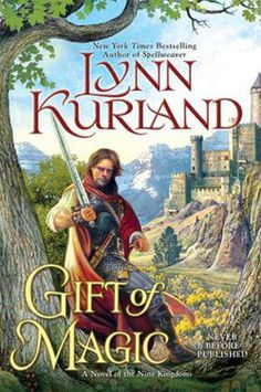 Gift O fMagic by Lynn Kurland: http://thereadingcafe.com/gift-of-magic-by-lynn-kurland-a-review/
