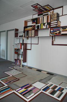 Katharina Trudzinski, Untitled. 2014, scrap wood