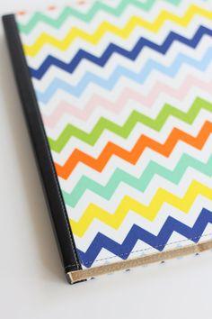Chevron iPad case - for iPad 2 or new iPad - in the shop.    www.pencilshavingsstudio.com