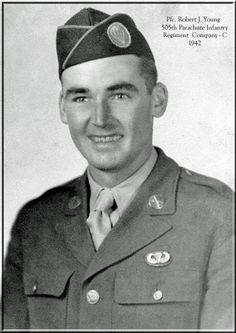 Pfc. Robert Young - C Co. - 505th PIR - DNB-S March 8th 1944