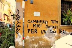 Star Walls - Scritte sui muri. — Nostalgico
