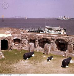 Fort Sumpter.....very interesting place.
