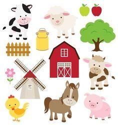 Pixerstick para Todas las Superficies Los animales de granja ✓ Fácil  instalación ✓ 365 días de 3d7d87cb189