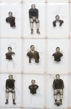 Lisa Kokin, Specimens,detail