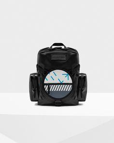 9192bcdd297f Hunter Black Technology Backpack