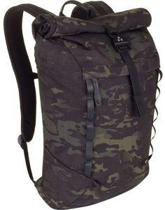 Oakley Voyage 23L Roll Top Backpacks 19bce275ee60f