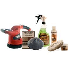 Standard Granite Countertop Maintenance Kit - With Buffer Homeowners, use our Standard Granite Countertop Maintenance Kit with buffer to clean, seal, polish, and protect granite countertops, vanities, tabletops, and shower walls. $129.95