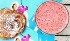 Bocados Caseros: BATIDO DE FRESA NATURAL ( Strawberry Milkshake rec...