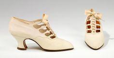 Shoes Designer: Pietro Yantorny (Italian, 1874–1936) Date: 1925–30 Culture: French Medium: leather