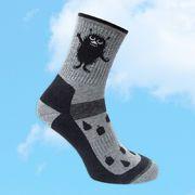 Muumisukat Haisuli harmaa muumi sukat