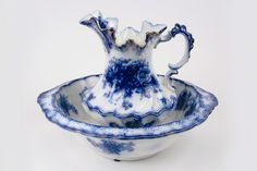 pitcher and basin set | October 25, 26 & 27, 2004 Furniture and Decorative Arts Auction (post ...