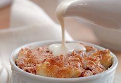 Suflê de goiabada com calda de catupiry, receita de Carla Pernambuco