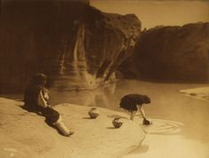 Edward Curtis has too many beautiful photos to post!