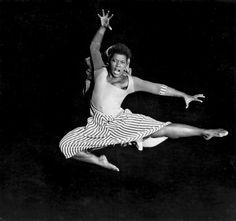 Pearl Primus: Expressionistic Dancer