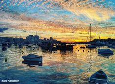 #Monday morning at Gzira - Thanks to @insttaras for the #photo - Tag your #photos with #MaltaPhotography to get a chance to be #featured on @maltaphotography - http://ift.tt/1fpoK0v - Follow our new account for the latest #Fashion news and photos - @catwalkphotography - #sunrise #monday #morning #gzira #boats #sun #sea #reflection #october #island #islandlife #instagramhub #instafamous #photooftheday #picoftheday #beautifuldestinations #beautiful #view @instagram @beautifuldestinations…