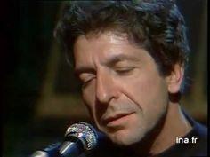 "Leonard Cohen ""The guests"""