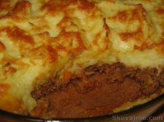 Pastirska pita - poslužite toplo