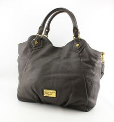 Very stylish and Xlarge. Marc Jacobs Faded Aluminum Francesca bag. Only $399! You Save a bundle!