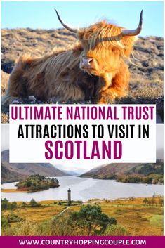 10 breathtakingly beautiful National Trust Attractions in Scotland