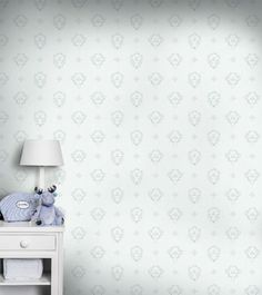 #wallpaper #grandeco #tapety #detske #jack #julie Jemná tapeta slabo modrej farby Jack 'n Rose http://www.studiobyvania.sk/jnr08-04-04g/p999814