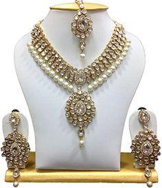 Ethnic Elegant White Pearl Bridal Kundan Wedding Party We... https://www.amazon.ca/dp/B01N6G1HO3/ref=cm_sw_r_pi_dp_x_WU.Tyb34D2HHF