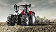Steyr: Zuwachs in der Terrus-Familie Steyr, New Holland Agriculture, International Harvester, Farming, Sim, Industrial, Combustion Engine, Agriculture, Trains