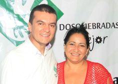 Designan coordinadora de campaña de Ramón Gaviria