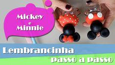 Potinhos Mickey e Minnie