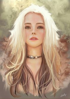 Hannah, daughter of the Faerie King of Tenebris