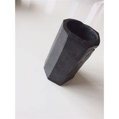 Pot / Japan Ceramics / Pottery / black / by Ice Grey (Tokyo)