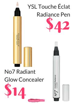 Drugstore Dupe for YSL Touche Eclat Randiant Touch - Cremes Come True Dupe Makeup, Mac Eyeshadow Dupes, Drugstore Makeup Dupes, Beauty Dupes, Elf Dupes, Lipstick Dupes, Eyeshadow Palette, Makeup Brushes, Beauty Makeup