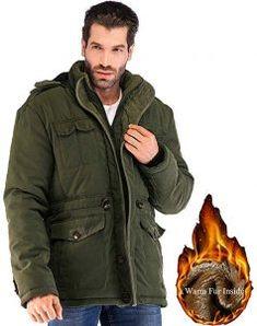 21bd6d20212 Top 10 Best Winter Jackets For Men in 2019 - Reviews