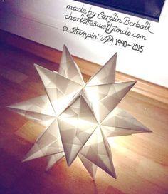 Monatlicher Team-Blog Hop - Charlottes Welt - Bascetta Stern